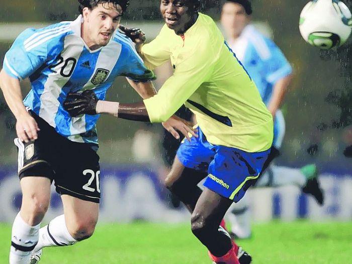 ARGENTINA 2 - ECUADOR 2