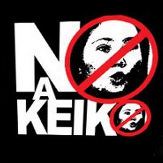 NO A KEIKO