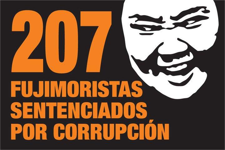 CORRUPCION DE LOS FUJIMORI