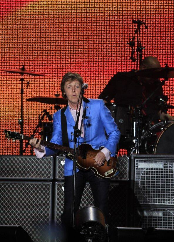 PAUL MCCARTNEY CONCIERTO EN LIMA
