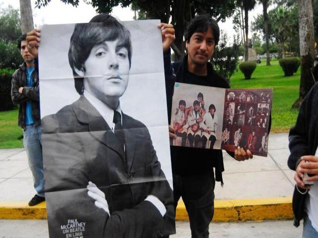 PAUL MCCARTNEY EN LIMA!