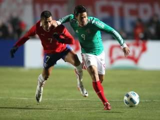 Mexico 1 - Chile 2