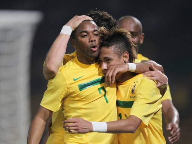 BRASIL 4 - ECUADOR 2