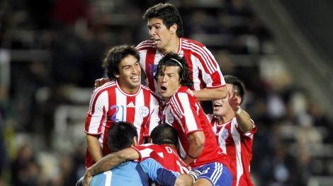 Paraguay elimina a Brasil
