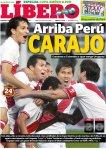 PORTADAS PERUANAS - PERÚ  2 - COLOMBIA 0 (2)