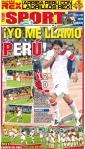 PORTADAS PERUANAS - PERÚ  2 - COLOMBIA 0 (4)