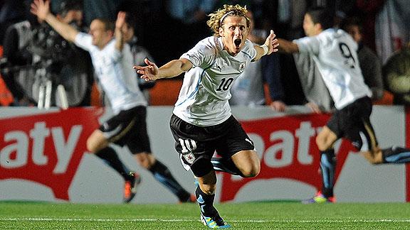 URUGUAY 5 - ARGENTINA 4