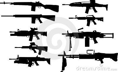 VENTA ILEGAL DE ARMAS
