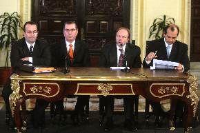 Gobierno asegura que Perú está preparado para enfrentar con éxito eventual crisis internacional