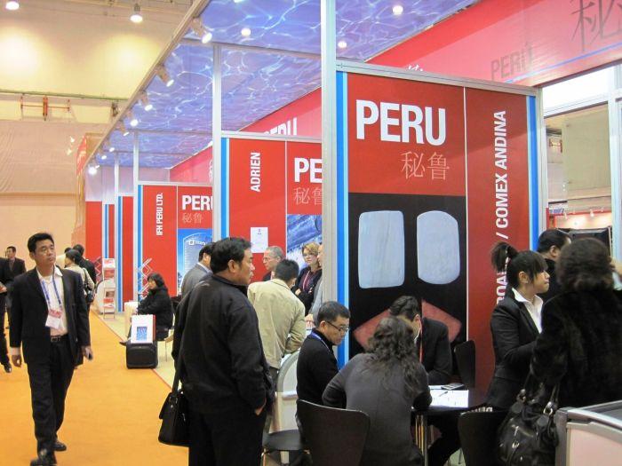 Mayor presencia de productos peruanos en Asia impulsa participación de empresas en ferias