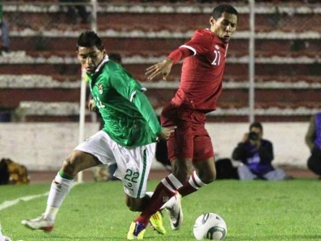 BOLIVIA 0 - PERÚ 0