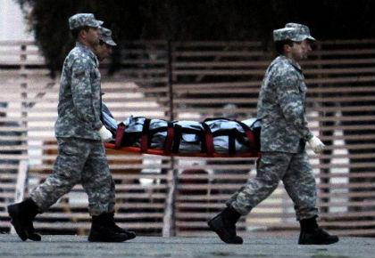 Chile llora la muerte de pasajeros de avión de la Fuerza Aérea siniestrado
