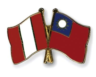 PERU TAIWAN