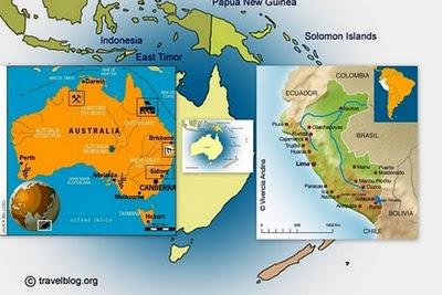 PERU AUSTRALIA