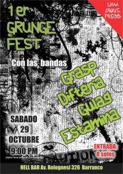 GRASP PRIMER GRUNGE FEST