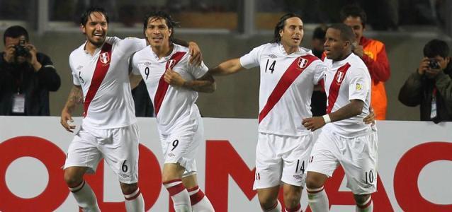 SELECCION PERUANA 2011