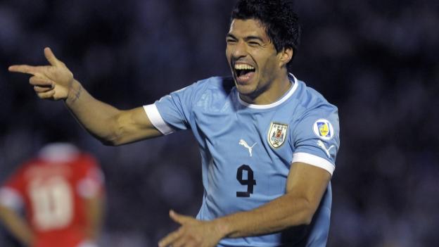 URUGUAY 4 - CHILE 0