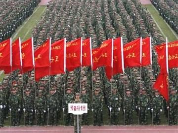 PARADA MILITAR CHINA