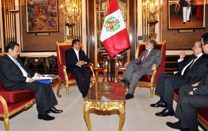 PERÚ Y BRASIL PROFUNDIZARÁN RELACIÓN ESTRATÉGICA EN EL ÁMBITO MILITAR
