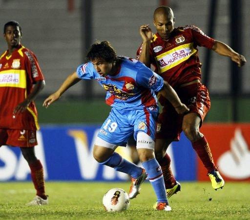 ARSENAL DE SARANDI 3 - SPORT HUANCAYO 0