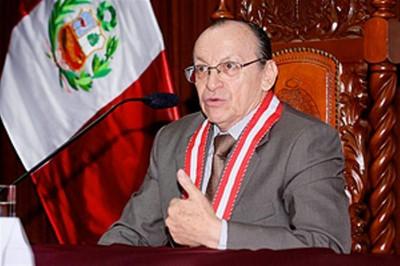FISCAL DE LA NACIÓN JOSÉ PELÁEZ BARDALES