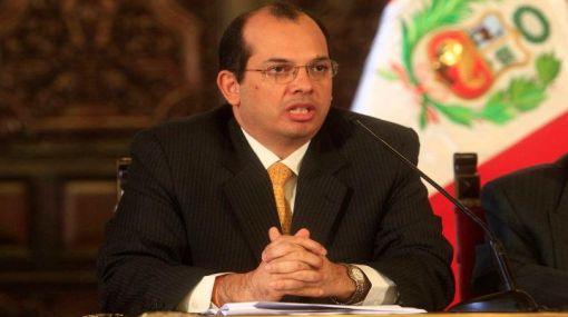 LUIS MIGUEL CASTILLA MINISTRO DE ECONOMIA