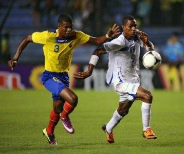 ECUADOR 2 - HONDURAS 0