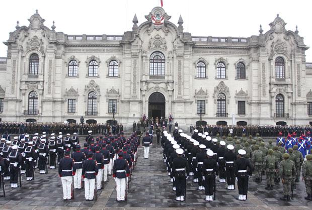 FFAA DEL PERU
