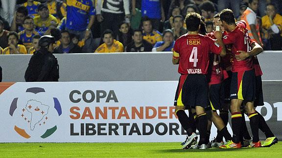 TIGRES 2 - UNION ESPAÑOLA 2