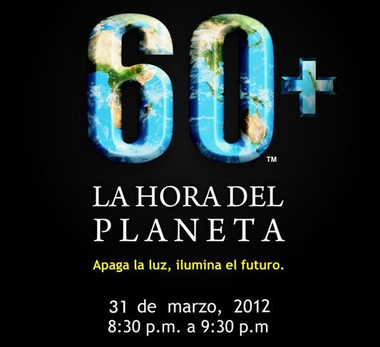 HORA DEL PLANETA 2012