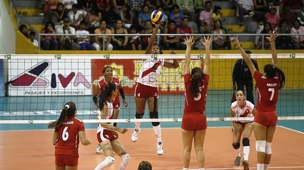 PERU 3 - CHILE 0