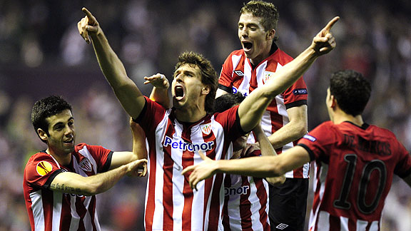 SCHALKE 2 - ATHLETIC DE BILBAO 4