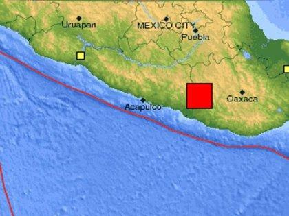 TERREMOTO MEXICO 20 DE MARZO DE 2012