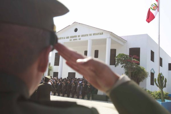 ANIVERSARIO DEL RESCATE Y OPERACION CHAVIN DE HUANTAR