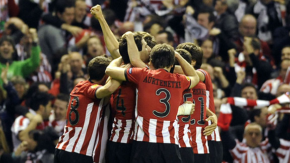 ATHLETIC DE BILBAO 3 - SPORTING DE LISBOA 1