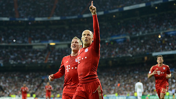 BAYERN A LA FINAL DE LA CHAMPIONS LEAGUE