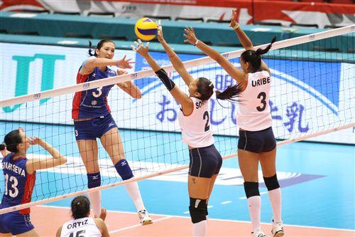 PERU 0 - RUSIA 3