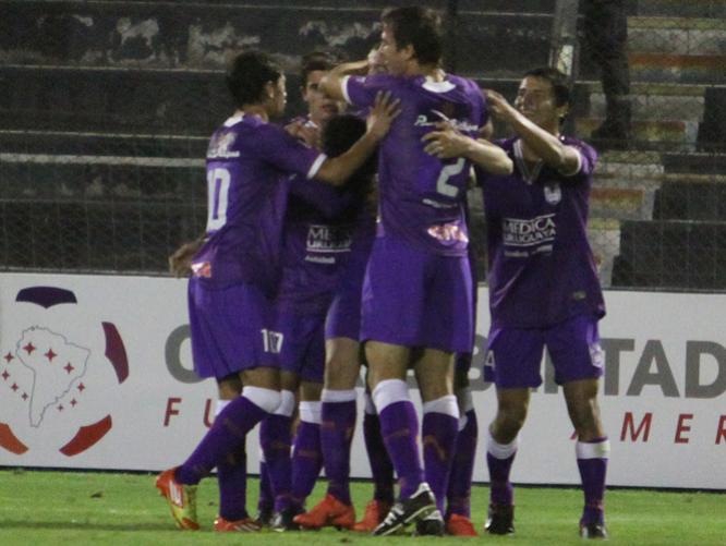 ALIANZA LIMA 1 - DEFENSOR SPORTING 5