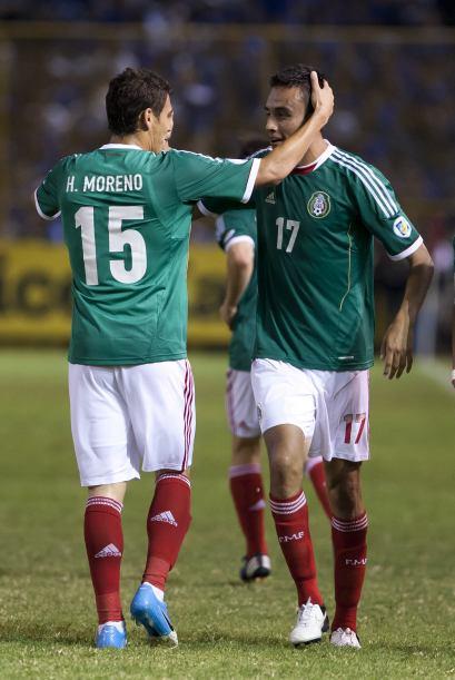 EL SALVADOR 1 - MEXICO 2