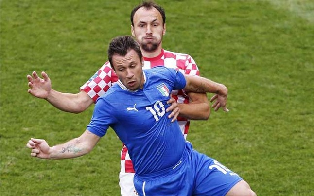ITALIA 1 - CROACIA 1