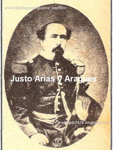 JUSTO ARIAS ARAGUEZ