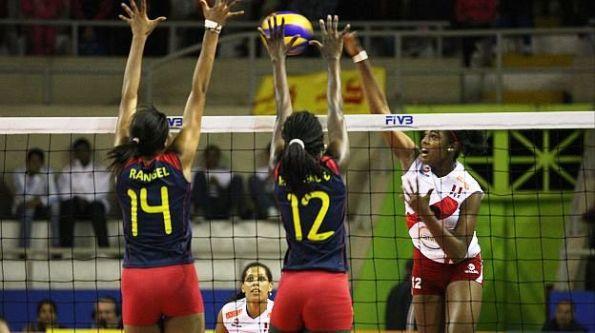 PERU 0 - COLOMBIA 3