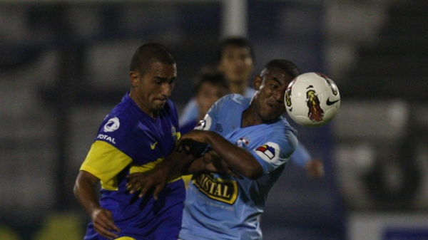 SPORTING CRISTAL 0 - BOCA JUNIORS 3