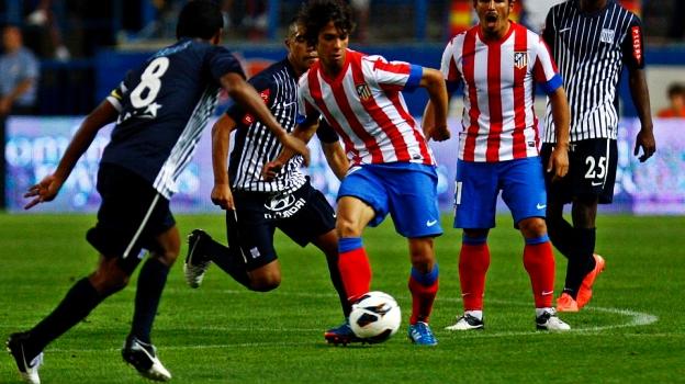 ATLETICO DE MADRID 3 - ALIANZA LIMA 0