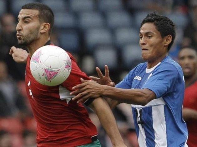 HONDURAS 2 - MARRUECOS 2
