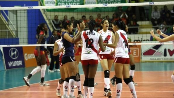 PERU 3 - CUBA 0