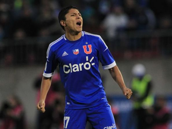 RAUL RUIDIAZ CAMPEON EN CHILE