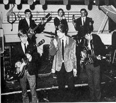 THE ROLLING STONES FIRST PERFOMANCE