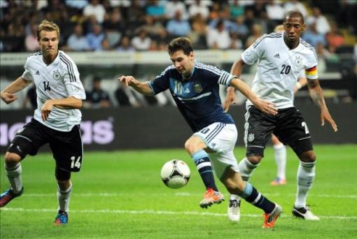 ARGENTINA 3 - ALEMANIA 1
