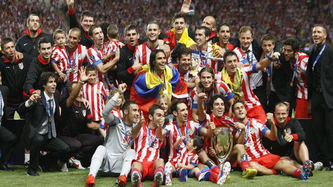 CHELSEA 1 - ATLETICO DE MADRID 4